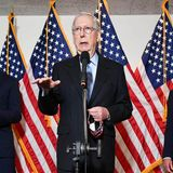 McConnell says he'll likely rely on Democratic coronavirus aid votes