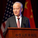 Chinese ambassador denies TikTok poses a threat to the U.S.