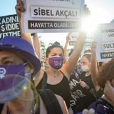 Thousands protest in Turkey against domestic violence - France 24