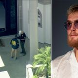 FBI swat team raids home of YouTube star Jake Paul