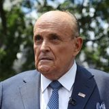 Giuliani: BLM 'close to being able to be designated as a domestic terrorist organization'