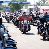 American bikers' display of free-dumb is yet another reason to keep our border closed
