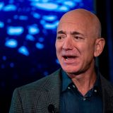 Bezos sells more than $3 billion in Amazon shares