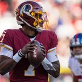 Ron Rivera: Dwayne Haskins right where he needs to be at this junction - ProFootballTalk