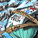 Opinion   Antitrust Can't Bust a Monopoly of Ideas