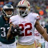 Matt Breida declares himself the fastest player in the NFL - ProFootballTalk