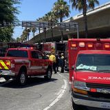 As many as 100 people involved in brawl at California hotel