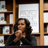 Quarantine, racial strife, Trump have Michelle Obama feeling down