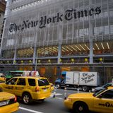 New York Times' digital revenue tops print for first time in 'watershed moment,' CEO says