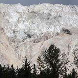 Italian village evacuated as Alps glacier threatens to collapse