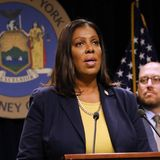 """New York Attorney General Letitia James files lawsuit to dissolve NRA for """"fraud and abuse'"""""""