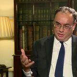 Bank of England boss backs end of furlough scheme