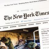 New York Times Memory-Holes CCP Propaganda | The American SpectatorThe American Spectator