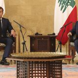 50,000 sign petition calling for France to take control of Lebanon