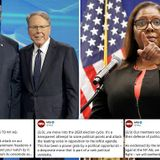 NRA counter-sues NY AG Letitia James for trying to dismantle it