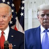 Donald Trump claims Joe Biden, a devout Catholic, wants to 'hurt God' - CNN Video