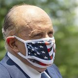 Giuliani says Black Lives Matter is 'domestic terrorist' group