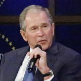 George W. Bush announces book of portraits honoring immigrants