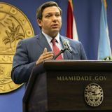 DeSantis blames Rick Scott for 'pointless roadblocks' in Florida unemployment system
