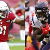 David Johnson says he and Duke will be 'lethal threat' for Texans
