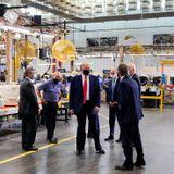 Trump announces 10-per-cent tariff on most Canadian aluminum