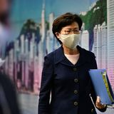 U.S. sanctions Hong Kong leader Carrie Lam for carrying out Chinese 'policies of suppression'
