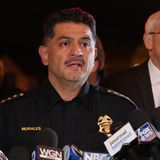 Milwaukee police chief demoted over tear-gas use, other concerns