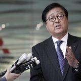 Mitsubishi Motors Chairman Osamu Masuko quits, citing health