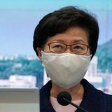 US blacklists Hong Kong leader Carrie Lam, other officials