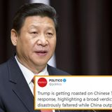 Chinese Government Lays Off Entire Propaganda Team As American Media Doing Their Job For Them