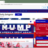 Hackers are defacing Reddit with pro-Trump messages | ZDNet