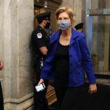 'Shame on you': Warren slams Esper over handling of Trump's Pentagon nominee