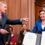 Kevin McCarthy, GOP Lawsuit Against Nancy Pelosi Tossed Out of Court