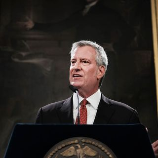 De Blasio splits with Cuomo on taxing the rich and luring them back to NYC