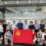 TikTok owners show true colors with communist flag   Taiwan News