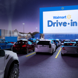 Walmart announces drive-in movie theater lineup