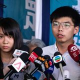 Hong Kong activist Agnes Chow arrested under national security law