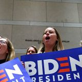 Feminists Tell Media How They Want Biden's Running Mate Treated