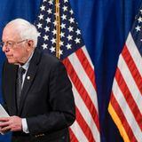 Bernie Sanders Made a Big Concession Speech. Just Not the Usual Kind.