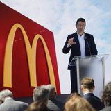 McDonald's sues former CEO Easterbrook, alleges he lied about relationships he had with workers
