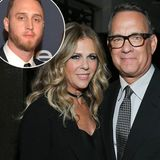 Chet Hanks Says Tom Hanks and Rita Wilson Are Not Worried About Coronavirus Diagnosis