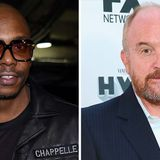 Louis C.K. Makes Surprise Appearance at Dave Chappelle's Summer Camp Comedy Show