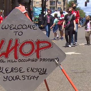 Protesters wanting Seattle police defunded by 50 percent disappointed in proposed cuts