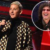 Howard Stern's advice to Ellen DeGeneres: 'Just be a p—k'