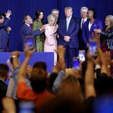 How Trump is moving heaven and earth to motivate evangelical voters