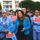 Nurses on Front Lines of Coronavirus Pandemic Demand Medicare for All