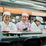 iPhone Maker Foxconn Says China's 'Days as the World's Factory Are Done'