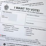 WBUR Poll: 4 In 10 Mass. Voters Plan To Cast Ballots By Mail