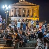 Tennessee legislature cracks down on protesters, making it a felony to camp overnight outside Capitol