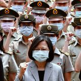 Taiwan Touts 'Stronger than Ever' US Relationship amid Chinese Threat